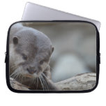 Adorable Otter Computer Sleeve