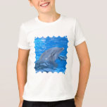 Bottlenose Dolphin Kid's T-Shirt