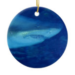 Great White Shark Ornament
