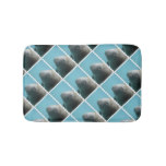 Large Manatee Underwater Bath Mat