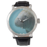 Large Manatee Underwater Wrist Watches
