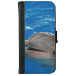 Lovable Dolphin iPhone 6/6s Wallet Case