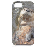 Otter Back Float iPhone SE/5/5s Case