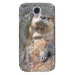 Otter Back Float Samsung S4 Case