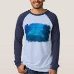 Underwater Dolphin Men's Long Sleeve T-Shirt